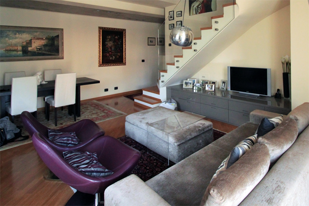 appartamento moderno Gorle 01