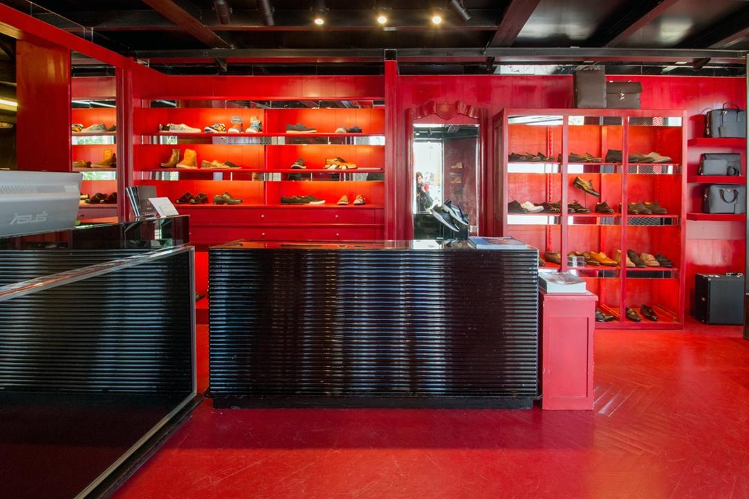 allestimento China Red Tiziana Fausti