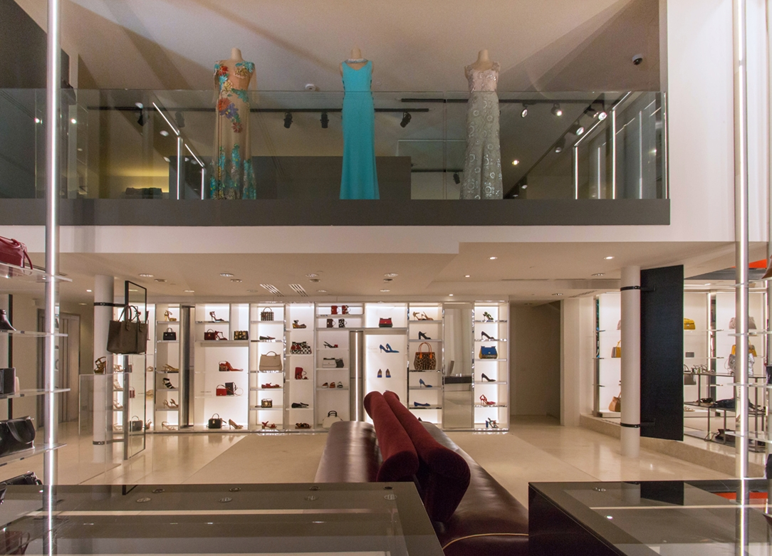 Tiziana Fausti Haute Couture allestimento 09