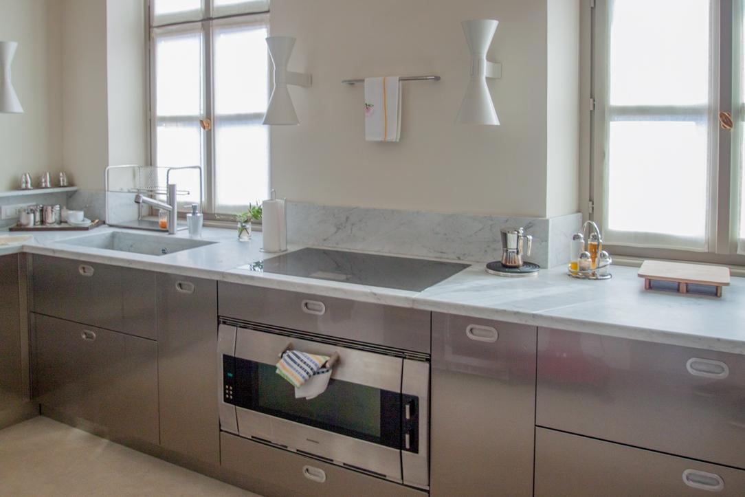 cucina appartamento Alba 05