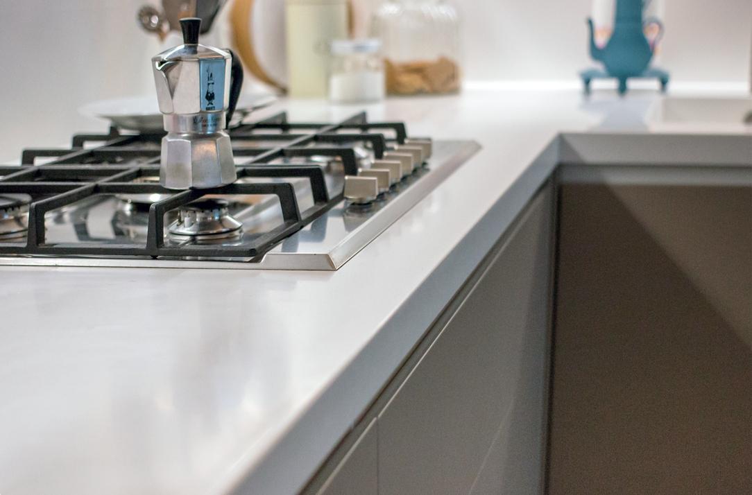 Appartamento Bergamo cucina dettaglio 03