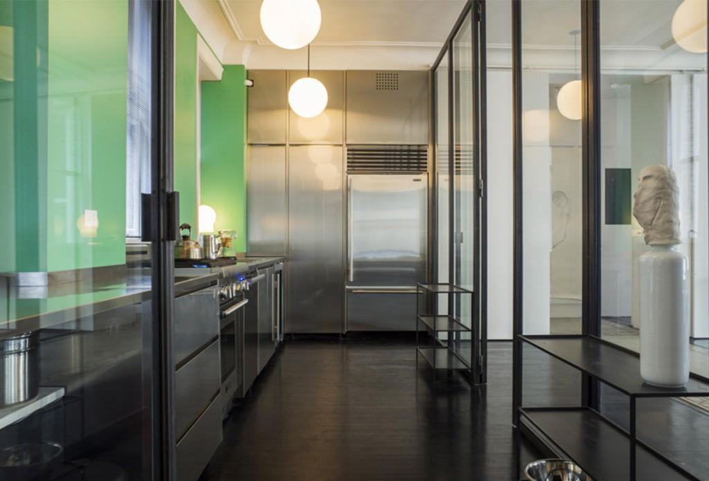 Private apartment new york modulor for Broadway arredamenti