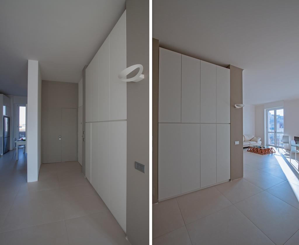 Appartamento a milano modulor - Mobile bar da appartamento ...