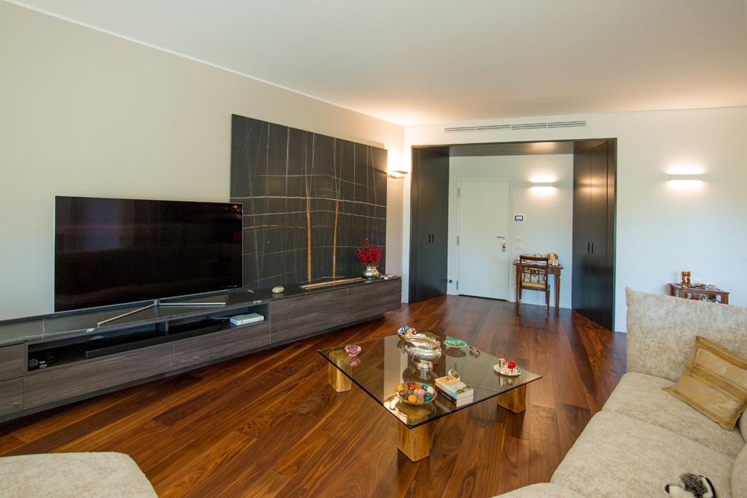 Appartamento finiture eleganti Milano 02