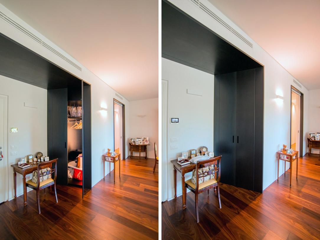 appartamento Milano ingresso 01