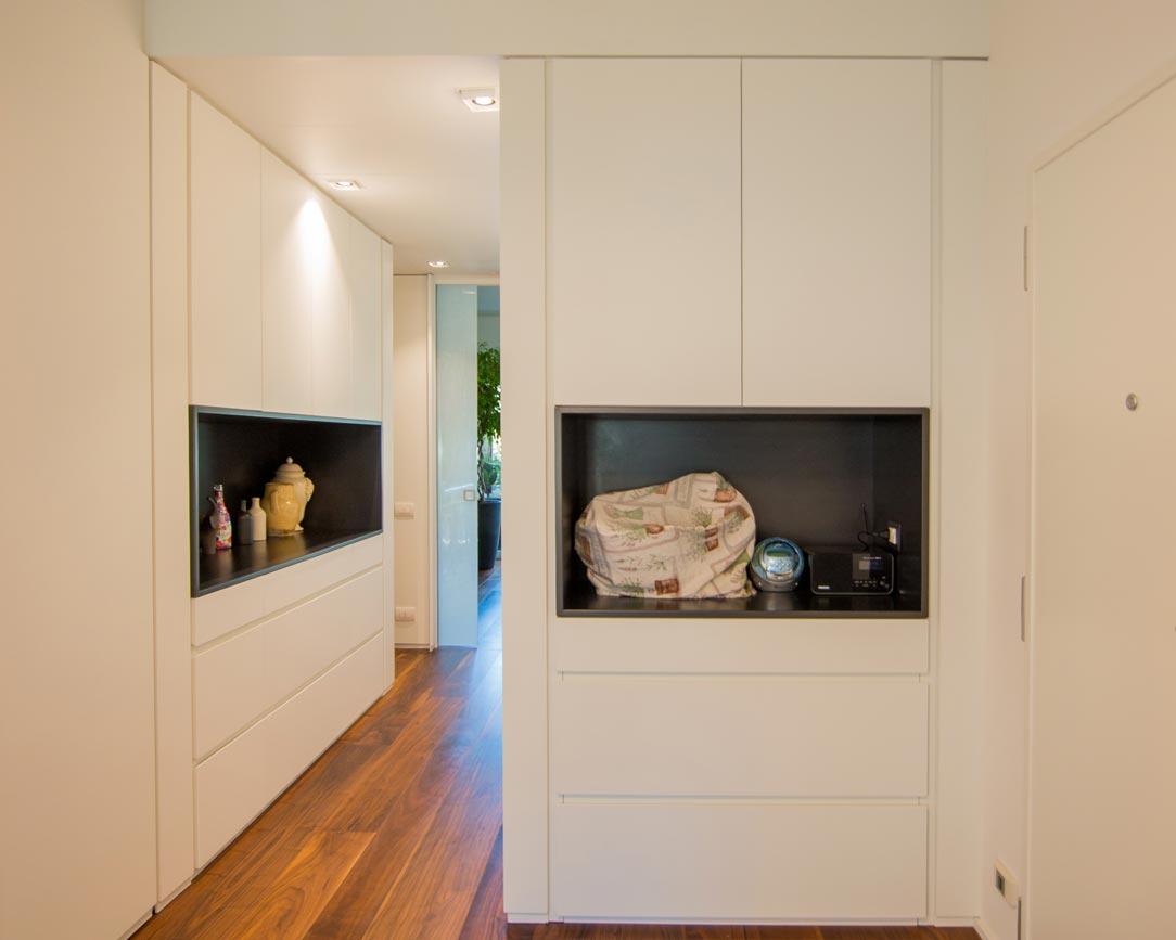Appartamento finiture eleganti Milano 04