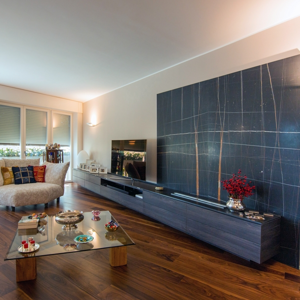 Elegant finishes in the city