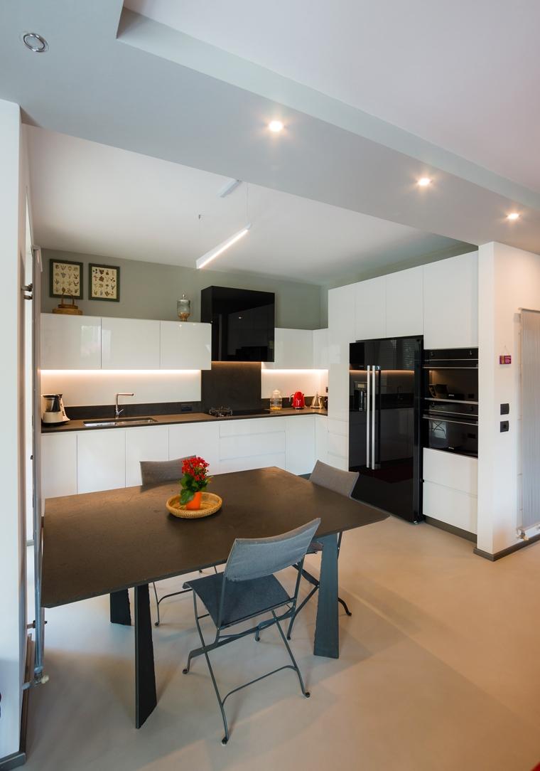 cucina verticale