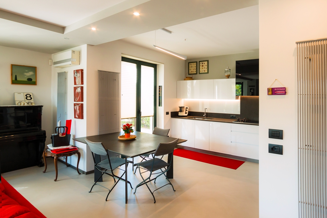cucina linee moderne