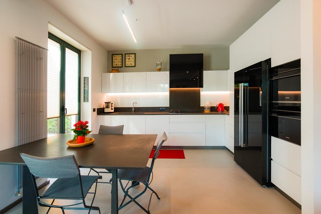 cucina moderna fronte