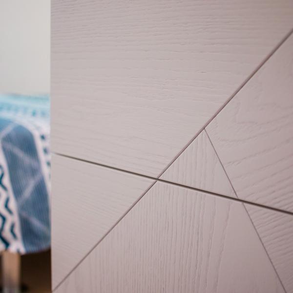 Superfici dalle texture con geometrie asimmetrie