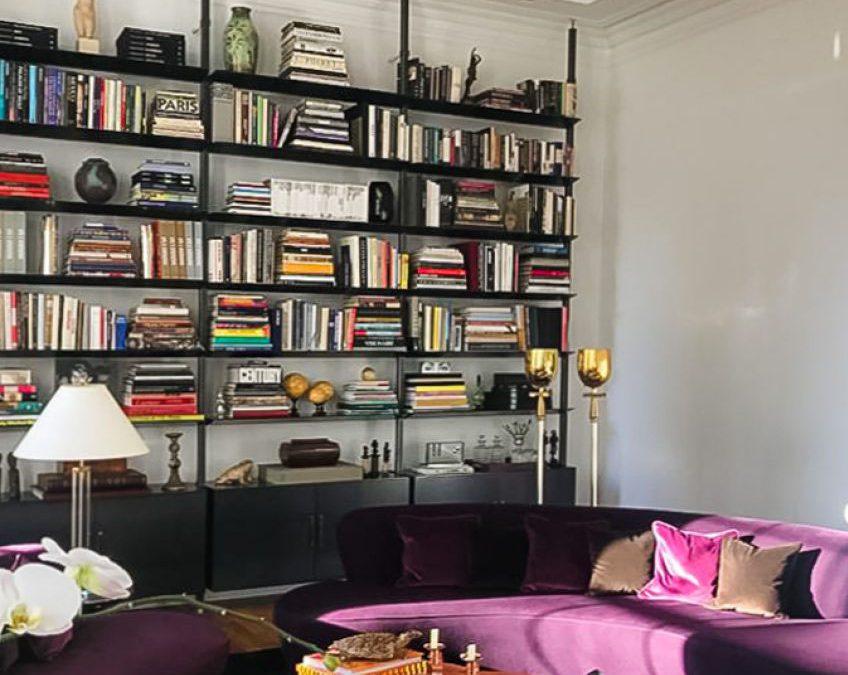 La verticalità come elemento progettuale di un appartamento