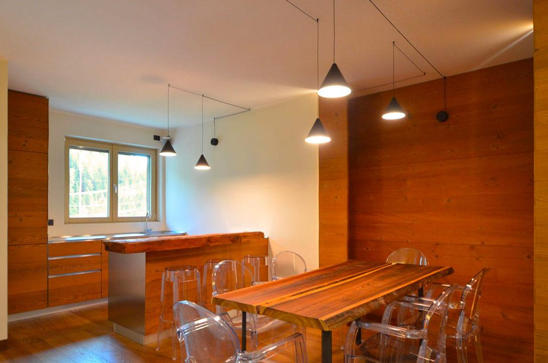 Private Apartment kitchen