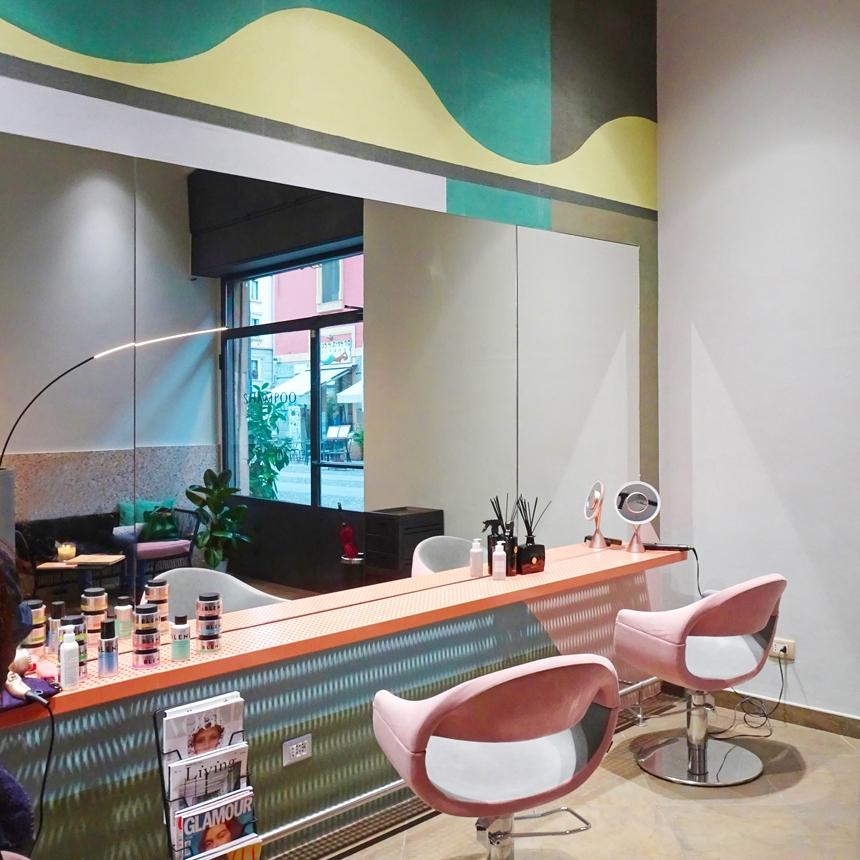 Shampoo Milano: un negozio di parrucchiera revival sui Navigli