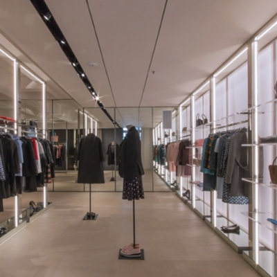 Tiziana Fausti 2015: single-brand corners