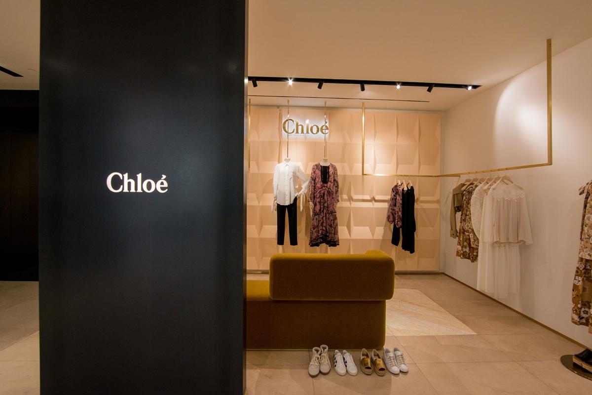 Nuovi corner 2016 Chloè