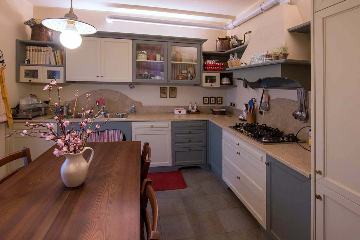 cucina country style 01
