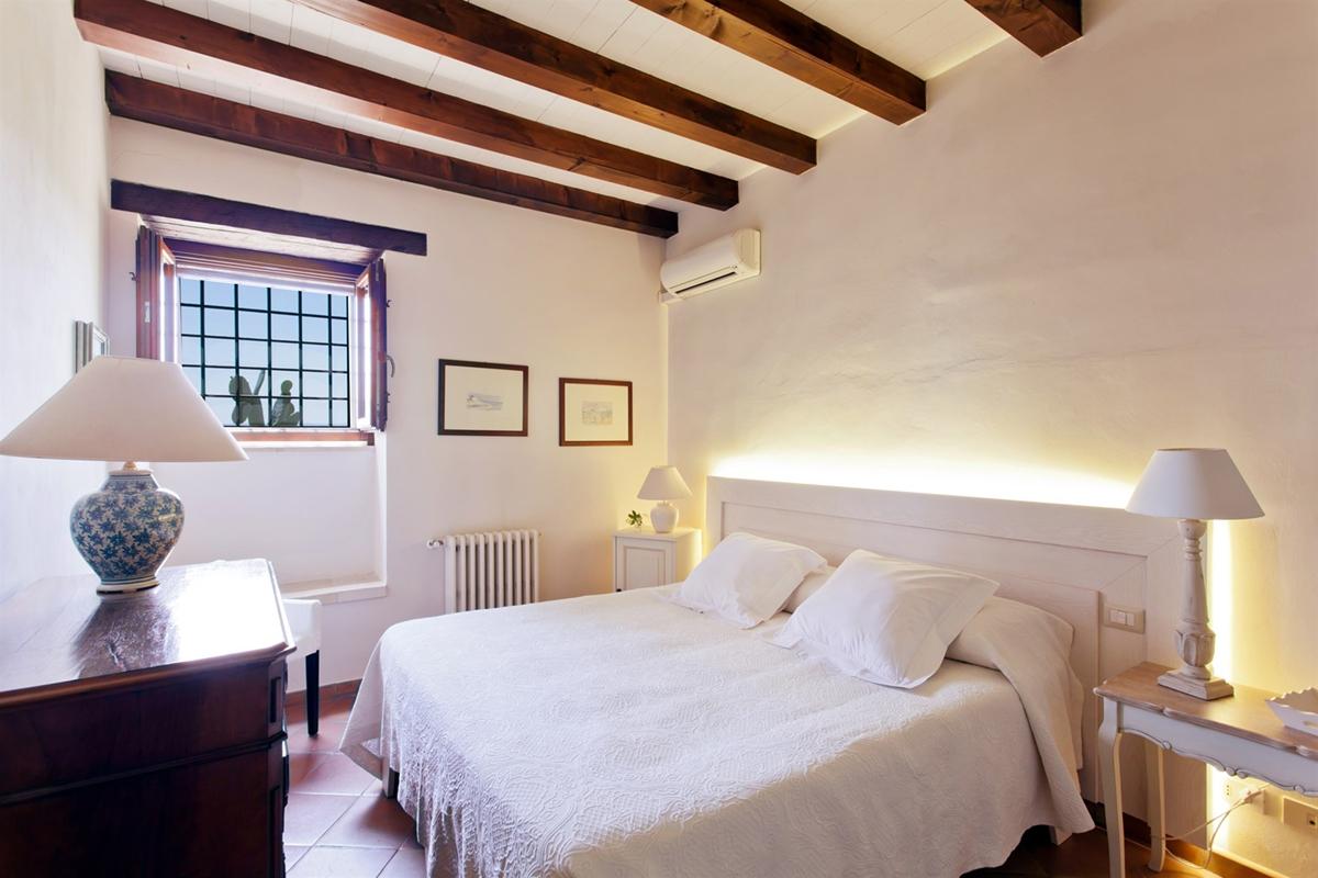 villa Sicilia camera illuminata