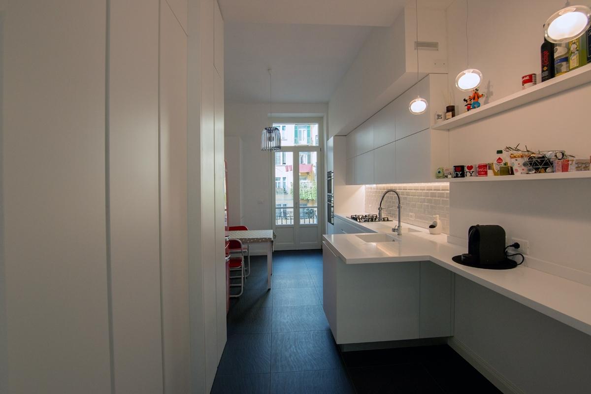 cucina contemporanea total with contesto moderno