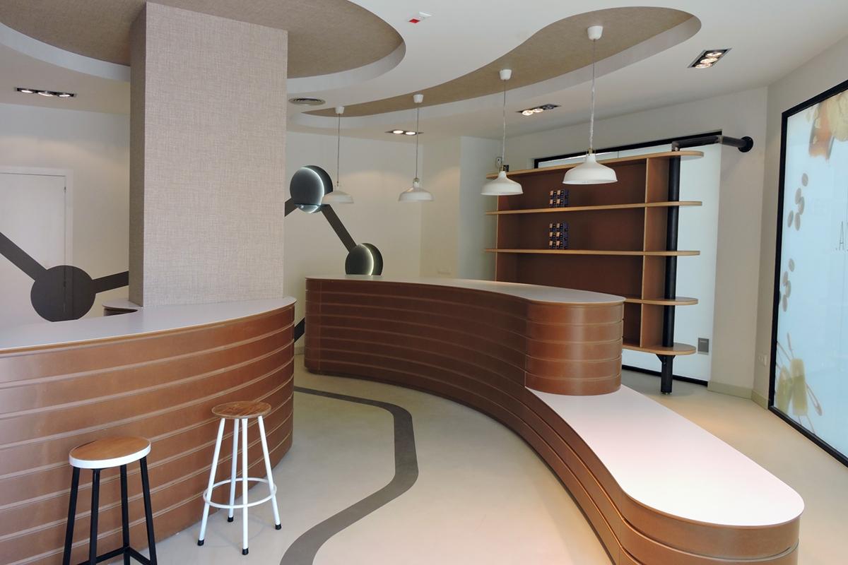 Coffee corner Lavazza 01