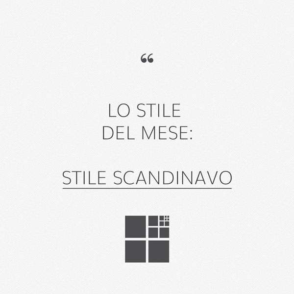 Lo stile Scandinavo: essenziale e funzionale