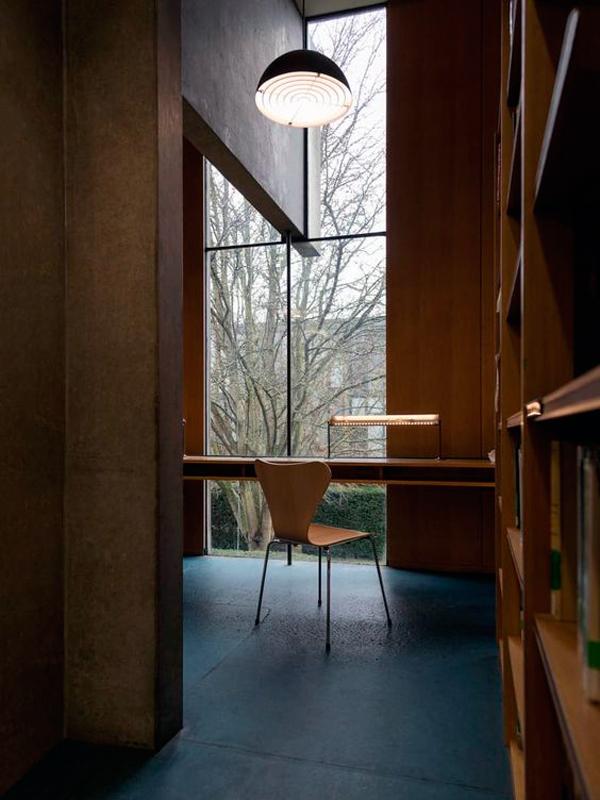 Arne Jacobsen St. Catherine's College