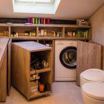 arredare angolo lavanderia