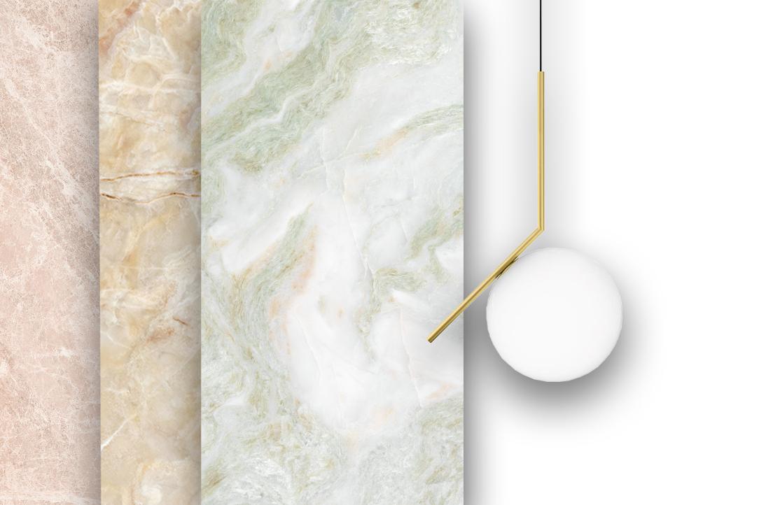 selezione materiali luxury Modulor