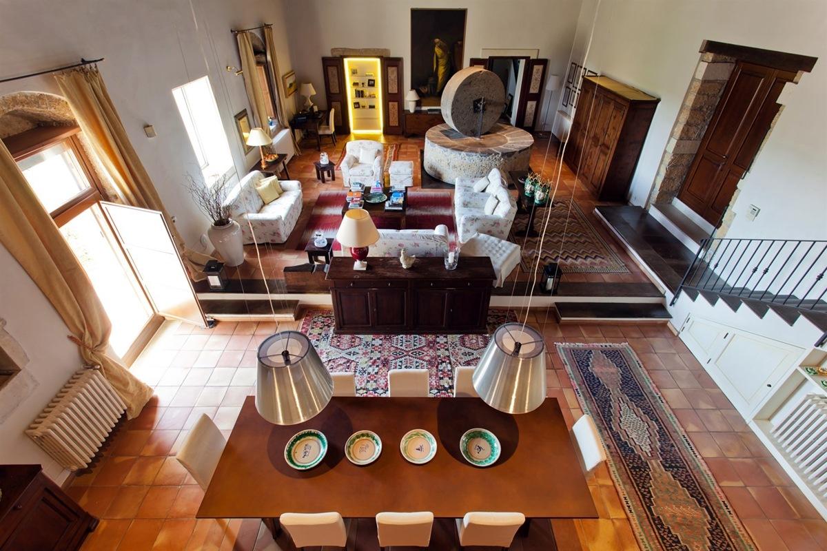 villa sicilia country style