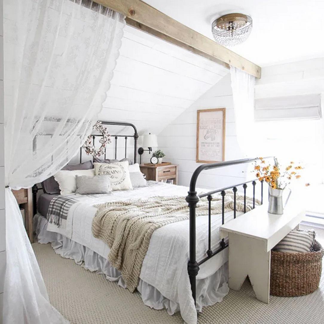 camera letto country