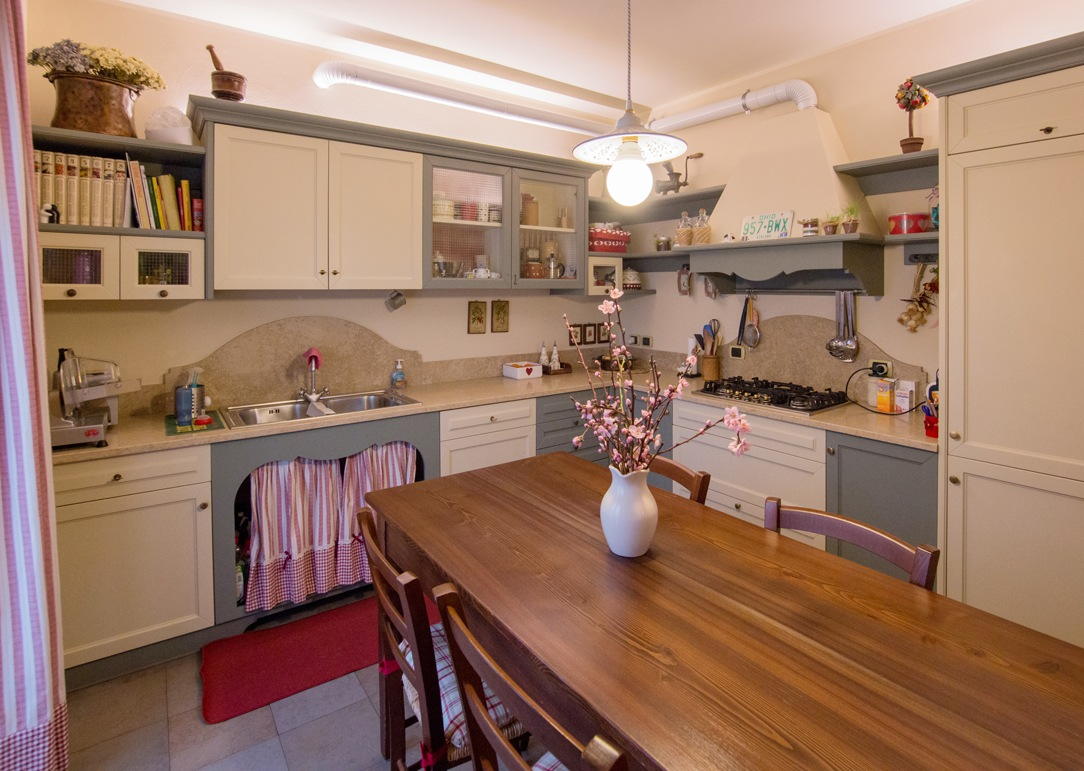 country style kitchen