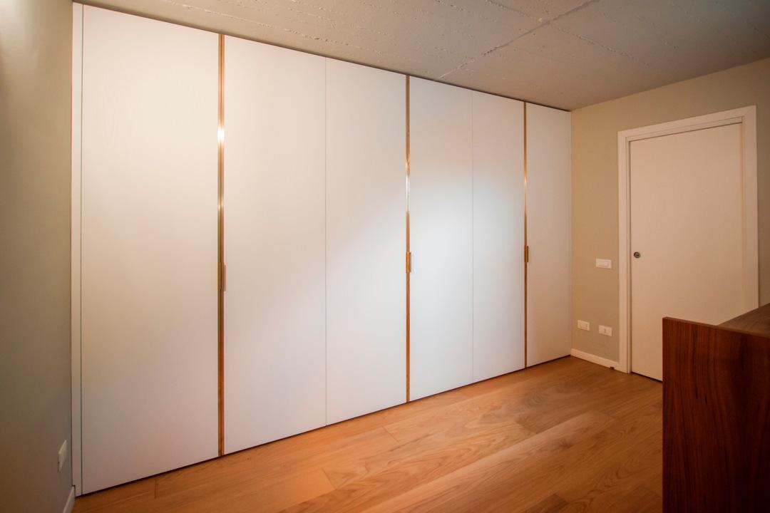 wardrobe doors white ash