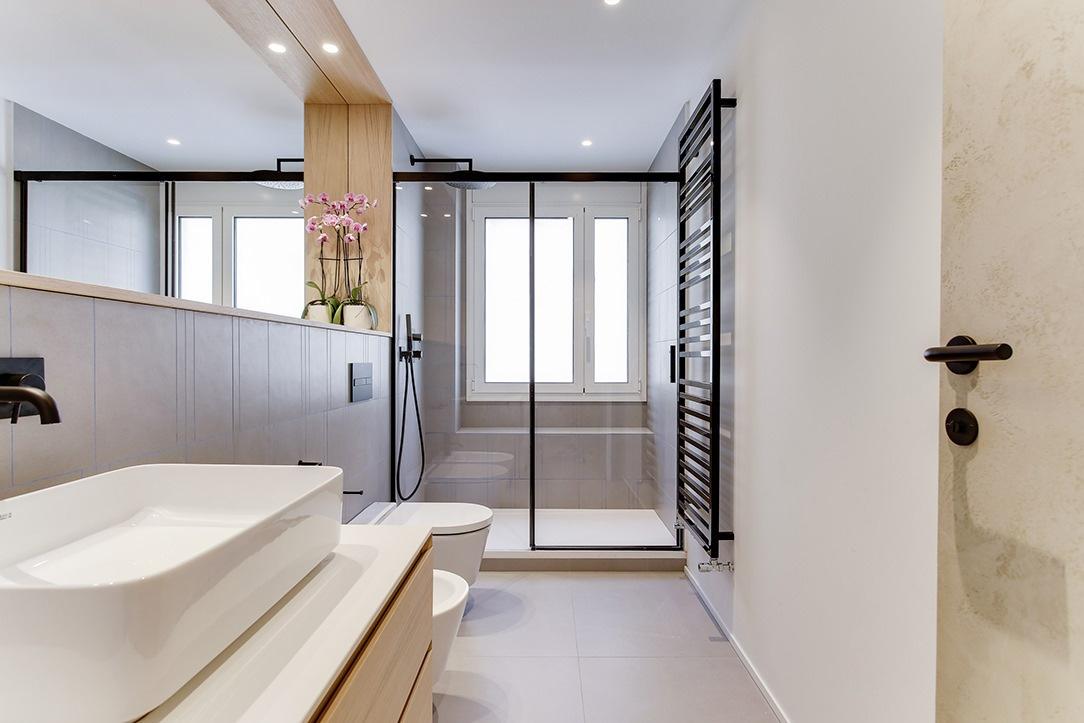 Mobiletto bagno lavabo da sovrapiano