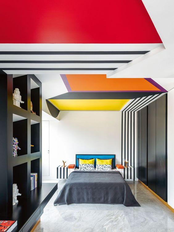 camera-da-letto-colori-grafiche
