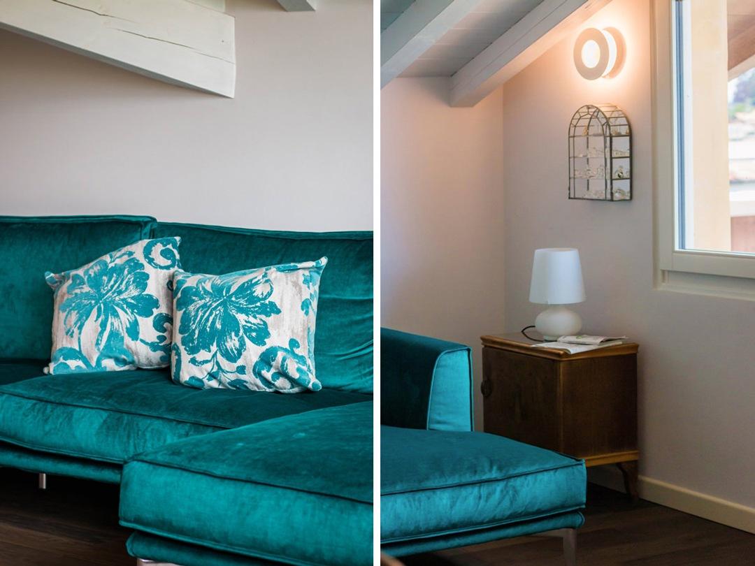 dettaglio-federe-cuscini-divano-fantasia-color-ottanio-velluto-mobile-antico