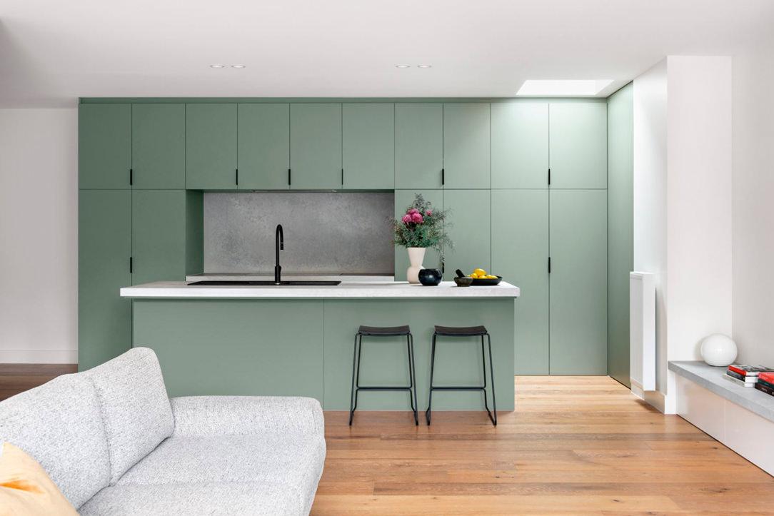 cucina-verde-salvia-riferimento-stile-contemporaneo
