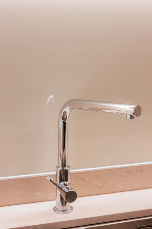 rubinetto lavello cucina acciaoio inox alzata lacobel bianco cucina color crema
