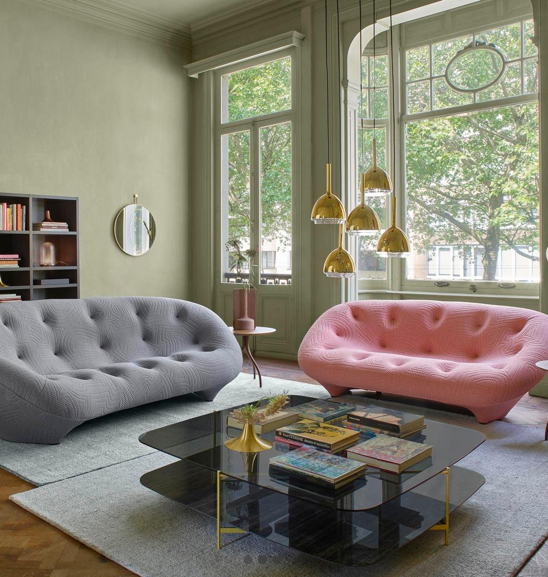 soggiorno-arredamento-stile-contemporaneo-divani-design