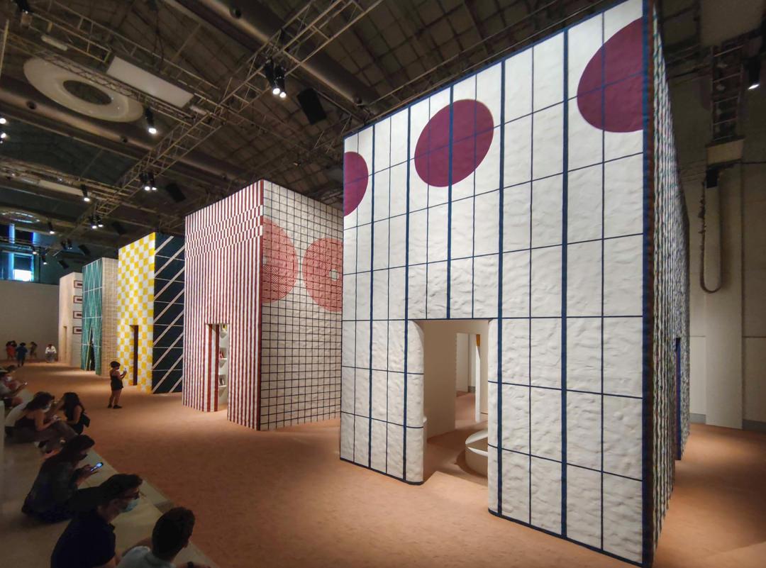 Hermès_Milan design week 2021 La Pelota