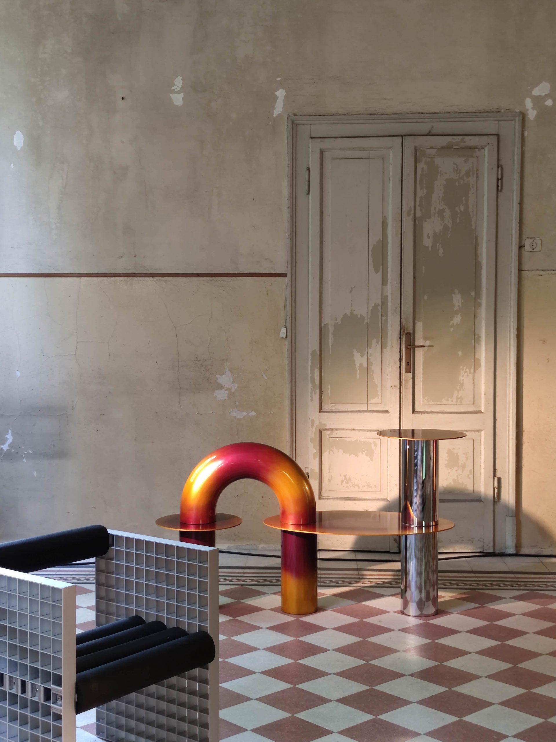 Milan Design Week 2021 Nilufar Gallery Brassless