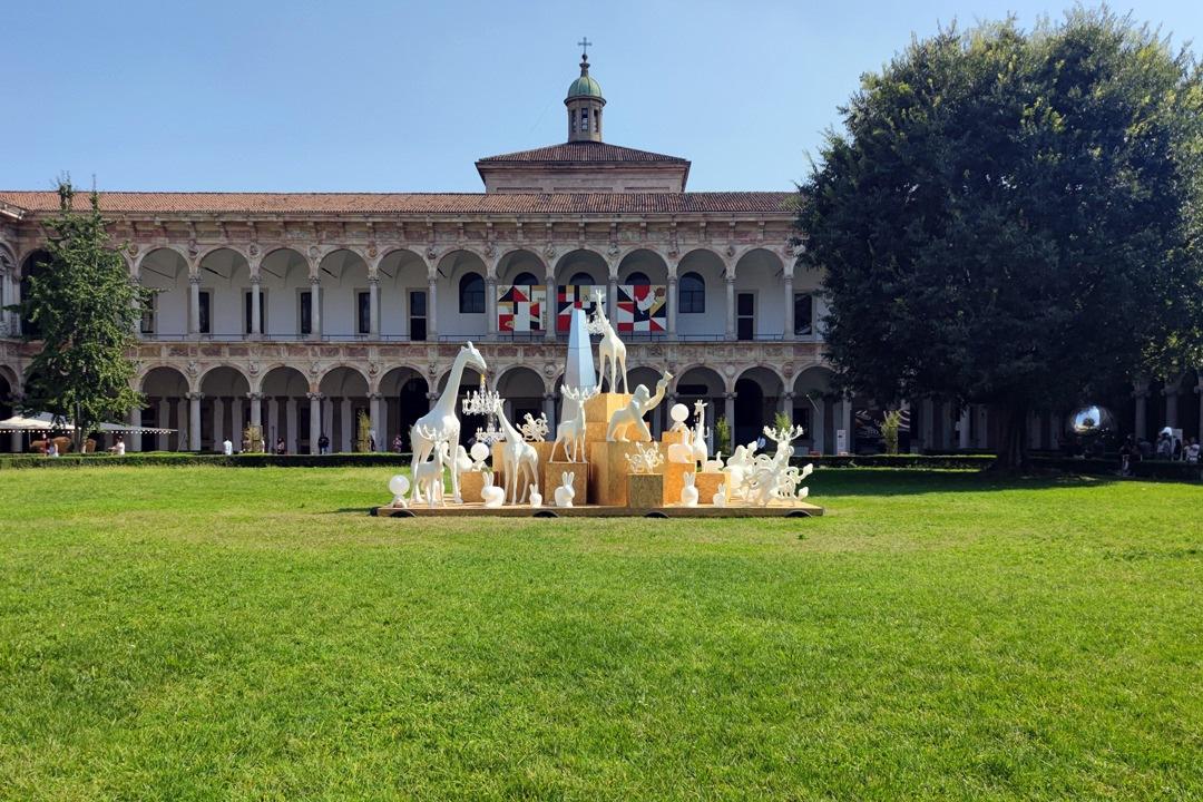 Survival Qeebo Universita Statale Milano Milan Design Week