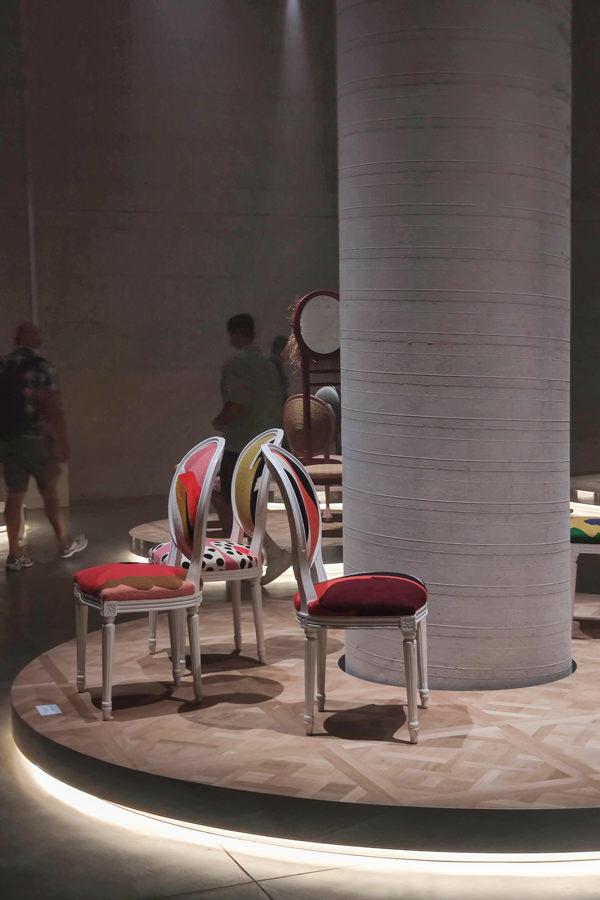 dettaglio Dior Medallion Chair 02