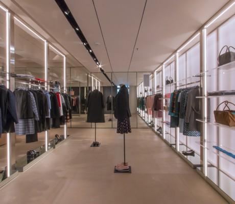 Tiziana Fausti 2015 – i Corner e lo spazio Multibrand