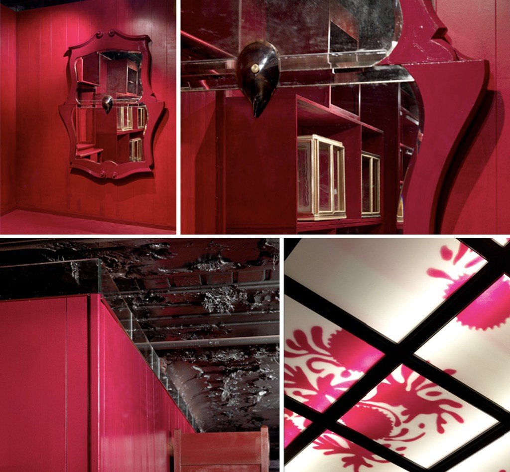 Tiziana Fausti – China Red – Bergamo